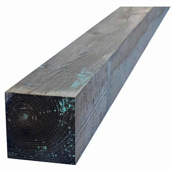 100 x 100mm Treated Softwood Post 1.8m - User Class 4