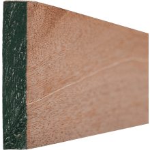 12 x 63mm Hardwood Lipping - FD60 (9 x 58mm Finish Size) (p/mtr)