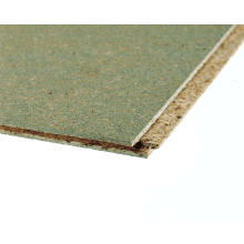 18mm 2400 x 600 Moisture Resistant Chipboard Flooring P5 T&G On 4 Edges