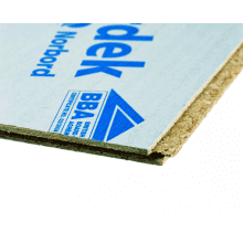 18mm 2400 x 600 Caberdek Weather Peel Clean Chipboard P5 T&G On 4 Edges