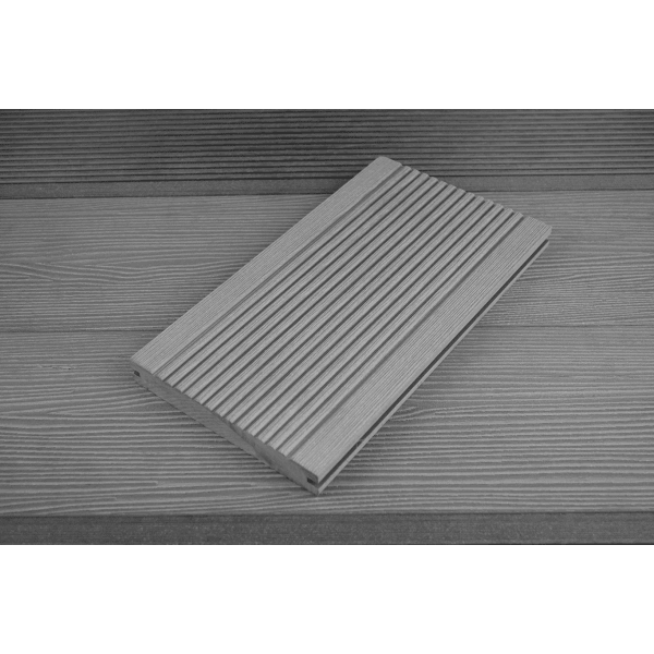 20 x 138 x 3600mm T-Deck Grey Composite Decking