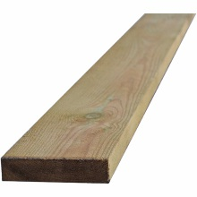 22 x 100mm Sawn Treated Softwood (p/mtr)