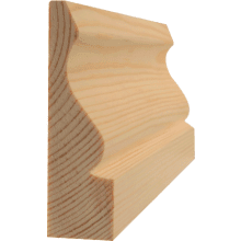 25 x 75mm Ogee Architrave (20 x 70mm Finish Size) (p/mtr)