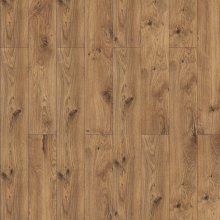 Brushed Oak Effect Laminate Flooring - 194 x 8 x 1286mm (1.996m² pp)