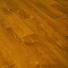 Golden Stained Oak Engineered Flooring - 18/5 x 150 x 300-1500mm (2.20m² pp)
