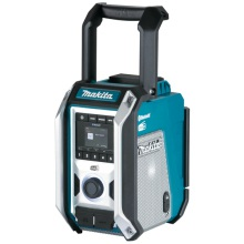 Makita DMR115 DAB/DAB+ Job Site Radio (With Bluetooth)