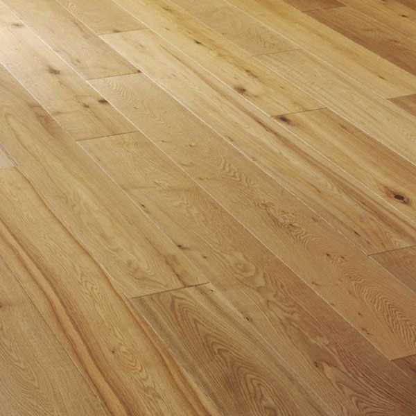 Oak Brushed & Oiled Engineered Flooring - 18/4 x 190 x 1900mm (1.805m² pp)