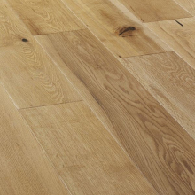 Oak Brushed & Oiled Engineered Flooring - 18/5 x 150 x 300-1500mm (1.65m² pp)