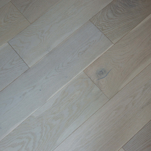 Oak Grey Rustic Oiled Engineered Flooring - 14/3 x 190 x 400-1800mm (2.508m² pp)