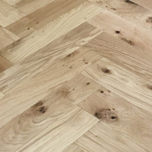 Oak Natural Oiled Engineered Parquet Block Flooring - 90 x 15/4 x 360mm (1.8144m² pp)