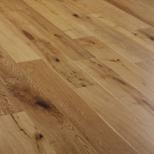 Oak Rustic Matt Lacquered Engineered Flooring - 18/4 x 190 x 1900mm (1.805m² pp)