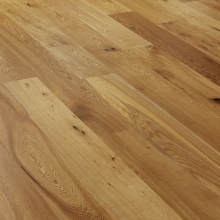 Oak Rustic Oiled Engineered Flooring - 15/4 x 190 x 1900mm (2.166m² pp)