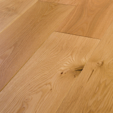 Oak Rustic Oiled Engineered Flooring - 14/3 x 190 x 400-1800mm (2.508m² pp)