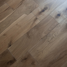 Oak Smoked Rustic Oiled Engineered Flooring - 14/3 x 190 x 400-1800mm (2.508m² pp)